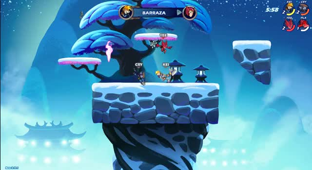 Watch and share Brawlhalla GIFs and Ranked GIFs by sorakush on Gfycat