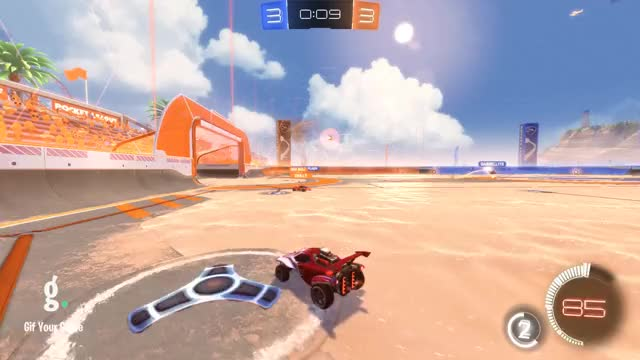 Watch Goal 7: Flower GIF by Gif Your Game (@gifyourgame) on Gfycat. Discover more Flower, Gif Your Game, GifYourGame, Goal, Rocket League, RocketLeague GIFs on Gfycat