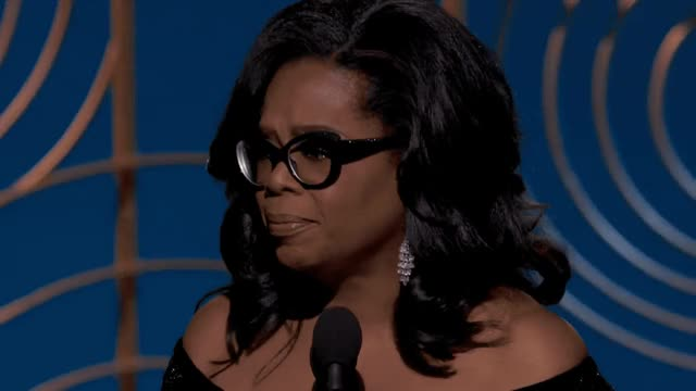 Watch this oprah winfrey GIF by GIF Queen (@ioanna) on Gfycat. Discover more 2018, award, b, cecil, celebs, de mille, epic, globes, golden, oprah, oprah winfrey, president, thank, thank you, thanks, times up, winfrey GIFs on Gfycat