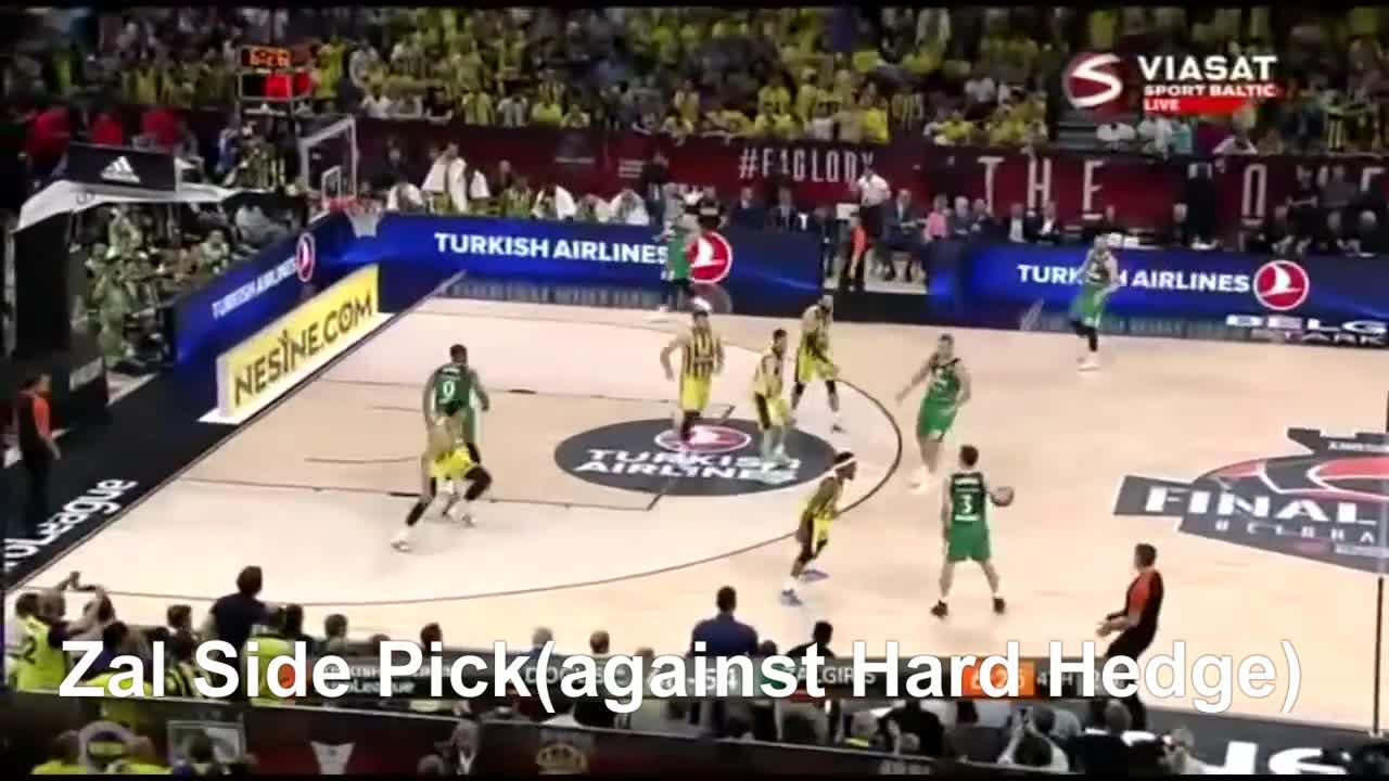 Zalgiris Kaunas Fenerbahce Dogus Istanbul 18 May 2018 Final Four Euroleague  LTU