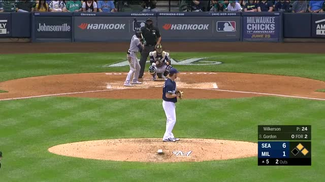 Watch and share Aaron Wilkerson Cb GIFs and Seattle Mariners GIFs on Gfycat