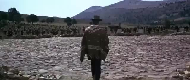 Watch and share Clint Eastwood GIFs and Sergio Leone GIFs on Gfycat