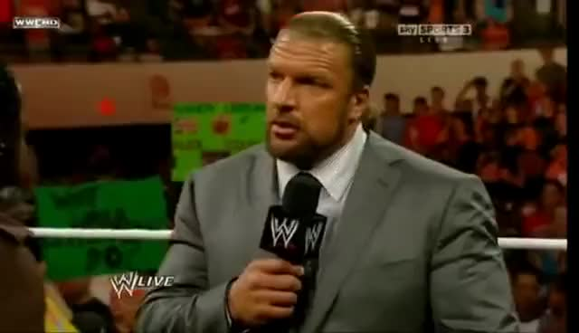 Watch R-Truth & Triple H GIF on Gfycat. Discover more R-Truth, Triple H GIFs on Gfycat
