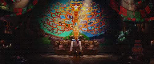 Watch and share Guillermo Del Toro's Book Of Life {x} GIFs on Gfycat