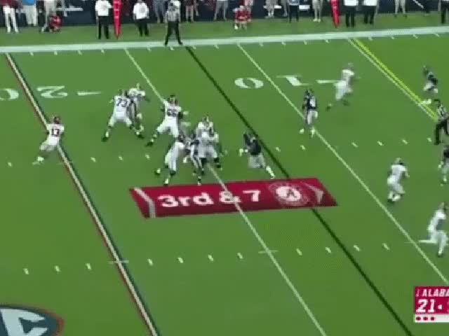 Watch and share Alabama Football GIFs and Tua Tagovailoa GIFs by Pete Brown on Gfycat