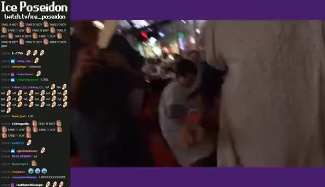 Ice Gets Paddled By Waitress At Heart Attack Grill GIFs