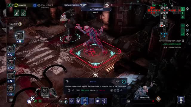 Xbox Space Hulk: Tactics gameplay, Achievements, Xbox clips, Gifs ...