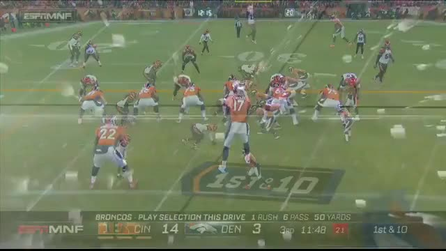 Watch and share Bengals Play 19 GIFs by dsmith96 on Gfycat
