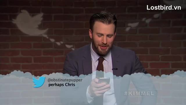Watch and share Jimmy Kimmel Live GIFs and Chris Evans GIFs on Gfycat