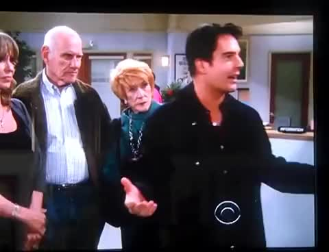"""Watch and share CBS """"The Young & The Restless"""" Phillip Chancellor III . GIFs on Gfycat"""