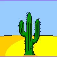 Watch and share Cowboy Saguaro Cactus Cactii Emoticon Emoticons Animated Animation Animations Gif GIFs on Gfycat
