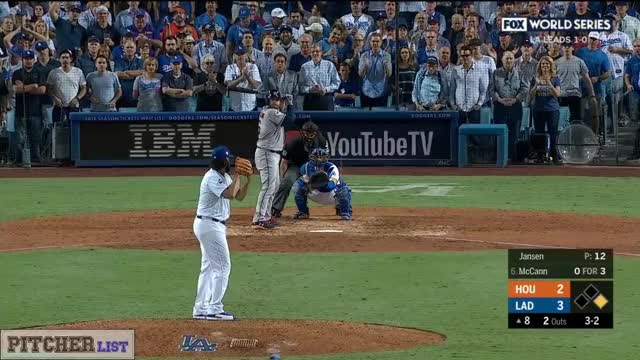 Watch Kenley Jansen CT 10-15-17.mp4 GIF on Gfycat. Discover more related GIFs on Gfycat
