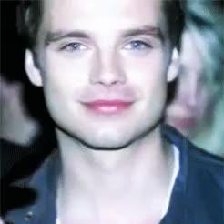 Watch and share Sebastian Stan GIFs and Wake Up Call GIFs on Gfycat