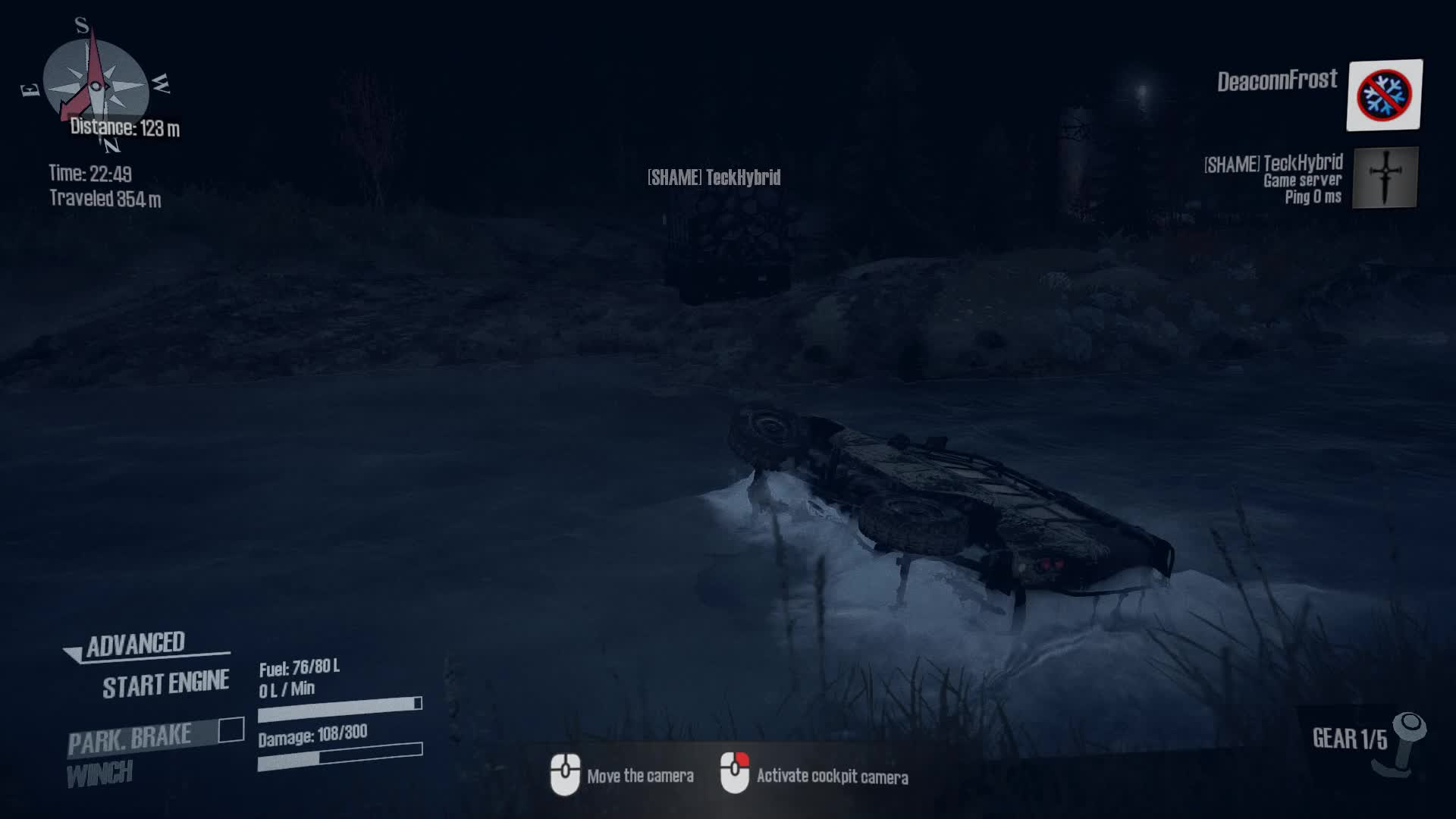River Rescue, Spintires, Waterlogged, Spintires MudRunner - River Rescue GIFs