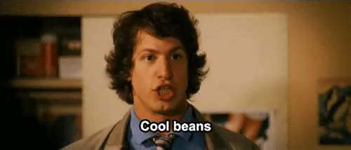 Watch and share Andy Samberg GIFs on Gfycat
