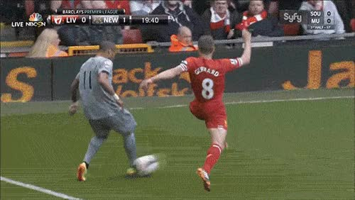Watch and share Liverpool Own Goal Against Newcastle GIFs on Gfycat