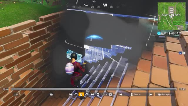 Watch and share Fortniteclient-win64-shipping.exe 2018.04.18 - 00.36.46.01 GIFs by floater on Gfycat