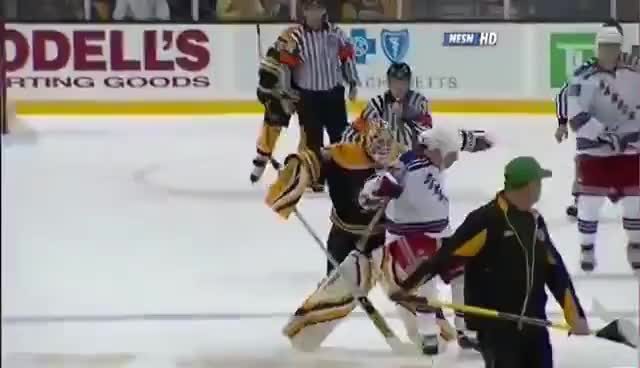 Watch and share Boston Bruins GIFs and Tim Thomas GIFs on Gfycat