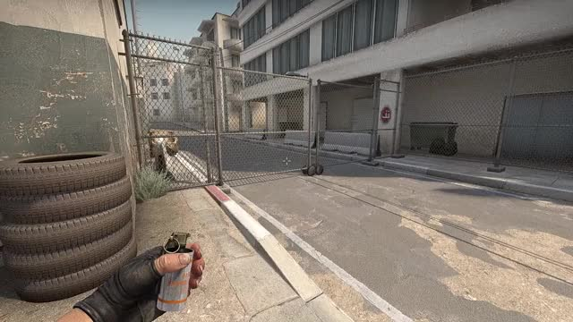Watch and share Dust2-MidDoorSmoke GIFs by Jayy on Gfycat