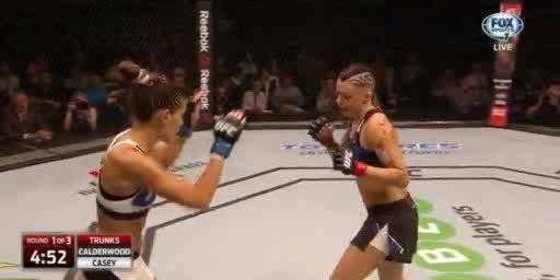 wmma, gif: first moments of Joanne Calderwood vs Courtney Casey (reddit) GIFs