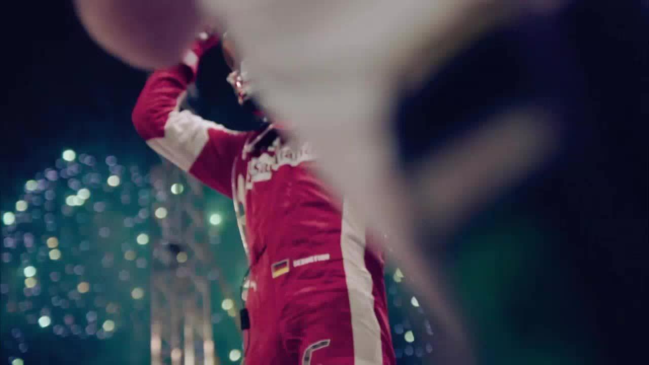 formula1, Vettel's upvote (xGeoThumbs) GIFs