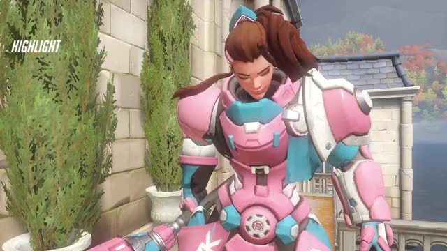Watch and share Highlight GIFs and Overwatch GIFs by Samantha on Gfycat