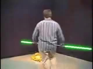 Watch and share Never Forget Star Wars Kid GIFs by HoodieDog on Gfycat