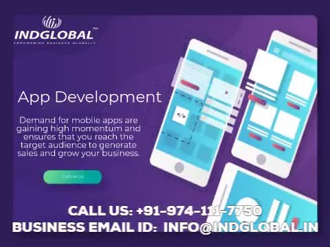 Watch and share Mobile App Development Company Bangalore GIFs by Indglobal Digital Private Limi on Gfycat