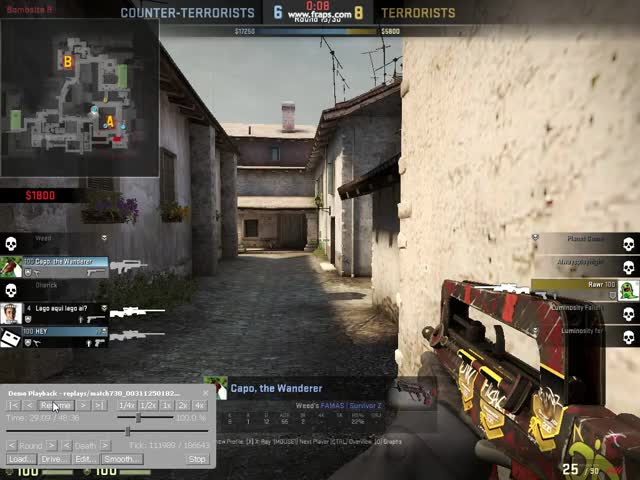 Watch and share Inhuman Reactions GIFs and Csgo GIFs on Gfycat