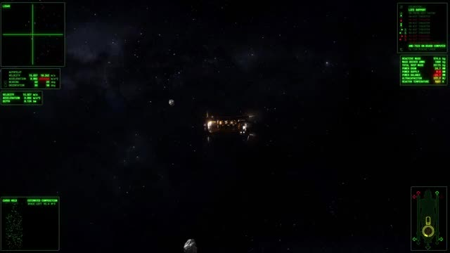 Watch ΔV: Rings of Saturn - flying with broken reactor GIF by Kodera Software (@kodera) on Gfycat. Discover more deltav, game, gamedev, indie, indiedev, sci-fi, scifi, space GIFs on Gfycat