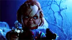 An Endless List Of Horror Films I Love Bride Of Chucky 199 Gif