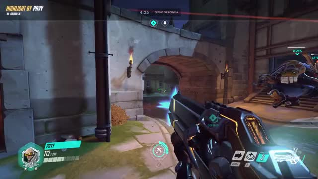 Watch 60fps gfycat GIF by @pavypavy on Gfycat. Discover more highlight, overwatch, soldier GIFs on Gfycat