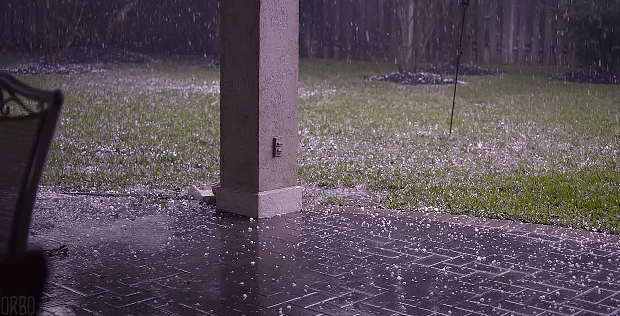 weathergifs, Hail Storm GIFs