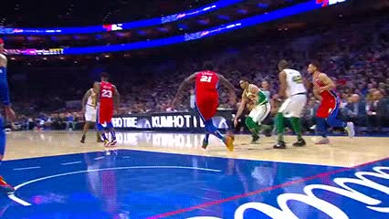 Watch and share Jason Tatum — Boston Celtics GIFs by Off-Hand on Gfycat