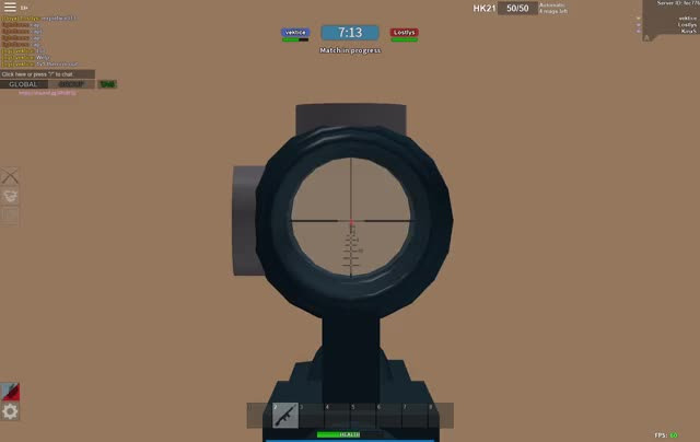 Watch and share Roblox 2019-09-25 03-07-52 GIFs by xGala on Gfycat