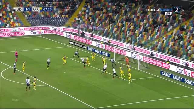 Watch and share 19.01.2019 - Udinese 1 2 Parma Calcio 1913 - Gol - 2nd Half, 22 32 - 22 50 GIFs on Gfycat