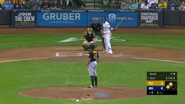 Watch and share Pittsburgh Pirates GIFs and Baseball GIFs on Gfycat