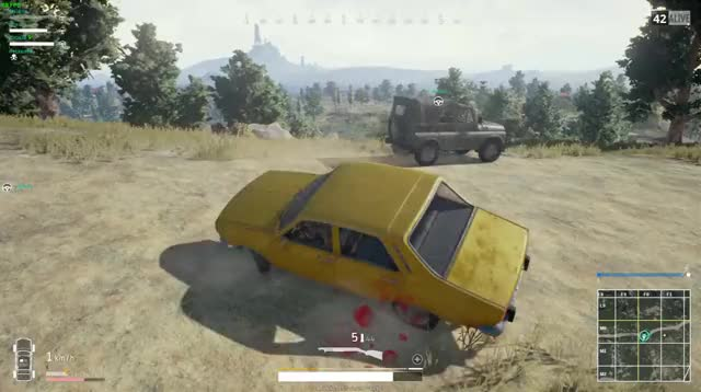 Watch and share PLAYERUNKNOWN'S BATTLEGROUNDS  4_21_2017 4_52_22 PM GIFs by ghaufkhyren on Gfycat
