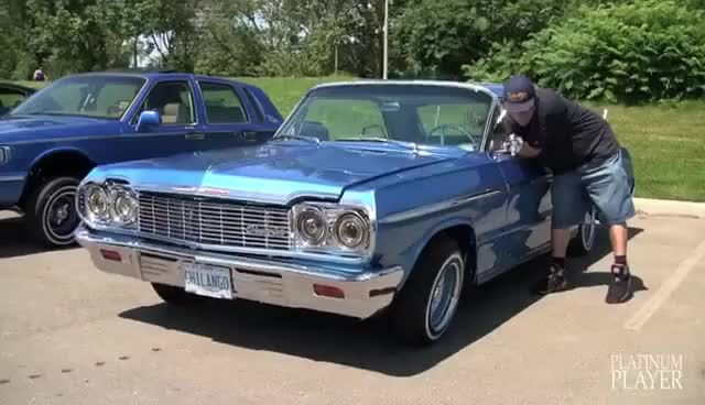 "Watch 1964 CHEVY IMPALA ""CHILANGO 64""- TORONTO GIF on Gfycat. Discover more related GIFs on Gfycat"