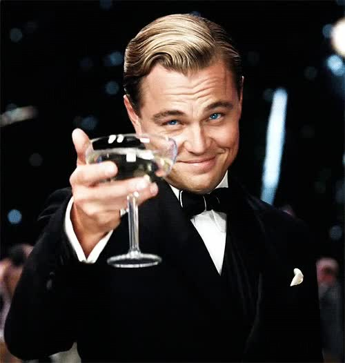 Watch and share Leonardo Dicaprio GIFs and Celebs GIFs by Streamlabs on Gfycat