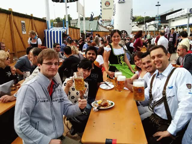 Watch and share Oktoberfest GIFs on Gfycat