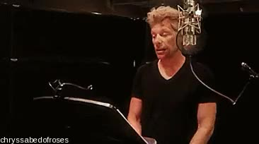 Watch and share Chinese Love Song GIFs and Jon Bon Jovi GIFs on Gfycat