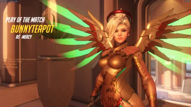 Watch and share Mercy GIFs by Nyulita on Gfycat