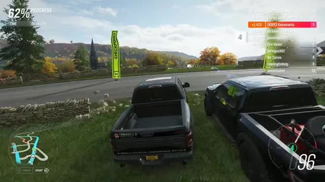 Watch and share Forza Horizon 4 Unwanted Passenger GIFs by Working as intended on Gfycat