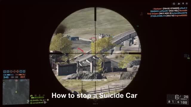 Watch Sniper Kill  GIF by Gamer DVR (@xboxdvr) on Gfycat. Discover more Battlefield4, DJ Sie, xbox, xbox dvr, xbox one GIFs on Gfycat