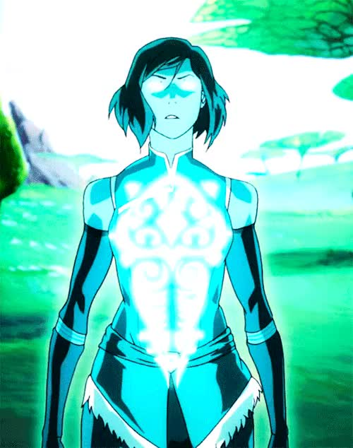 Watch and share Legend Of Korra GIFs and Lightspirit GIFs on Gfycat