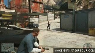 Watch and share GTA V GIFs on Gfycat
