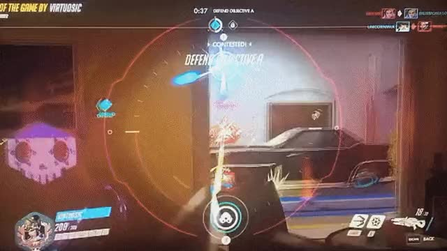 Watch and share Overwatch GIFs and Gamingpc GIFs on Gfycat