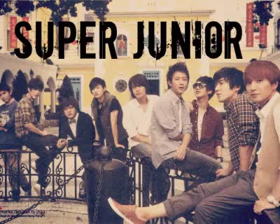 Watch and share Super Junior Elf GIFs on Gfycat