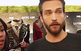 Watch and share Eh Its Something GIFs and Sleepy Hollow GIFs on Gfycat